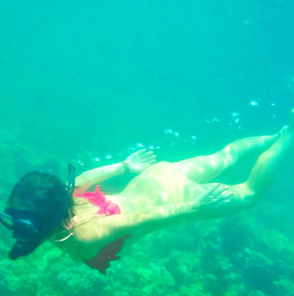 snorkeling in krabi thailand - cost to live in thailand