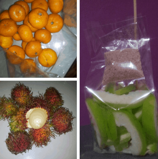 thai food fruit