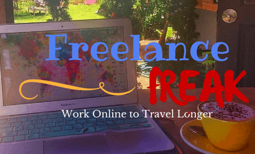 freelance Work Online to Travel Longer