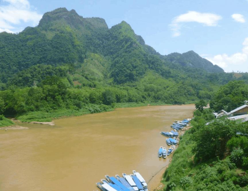 A Quiet River Village- Nong Kiaw, Laos