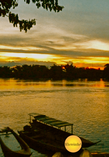 Last Stop in Laos: Idle River Islands- Si Pan Don