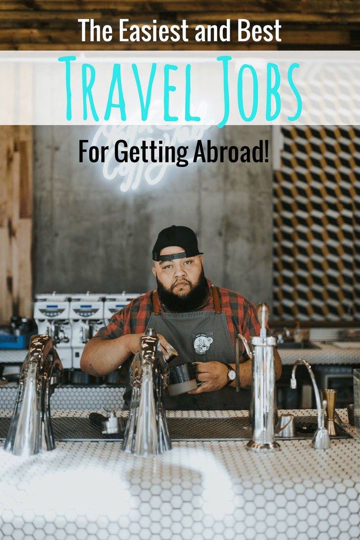 best travel jobs to work abroad