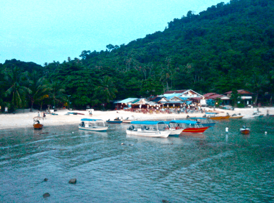 My Time on Perhentian Kecil, Malaysia