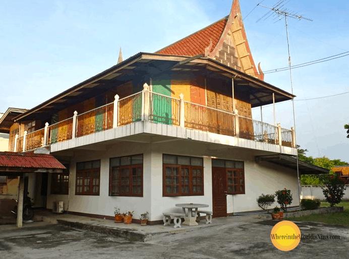 local thai house - long-term traveler tips