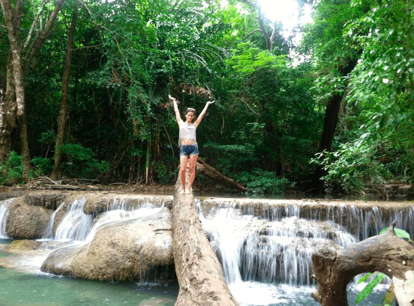 Yay waterfalls!