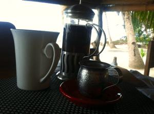OMG…REAL Coffeeeeeee!