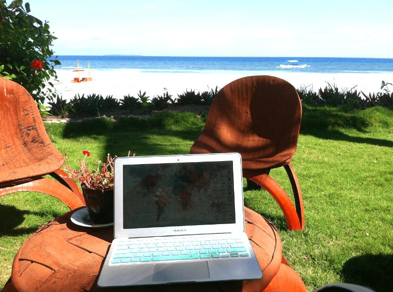 bohol digital nomad