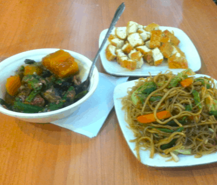 variety of Philippines food