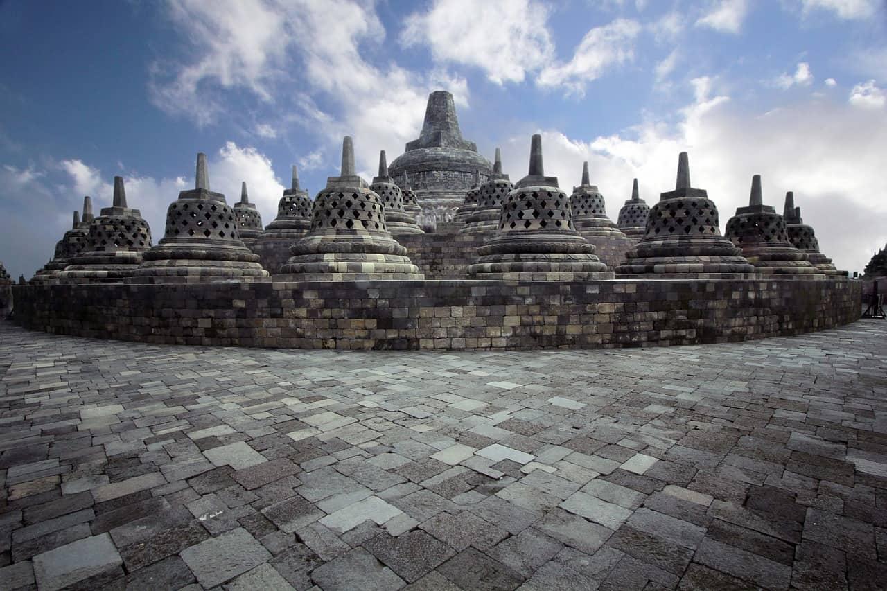 jogja temple craze at borobudur and prambanan