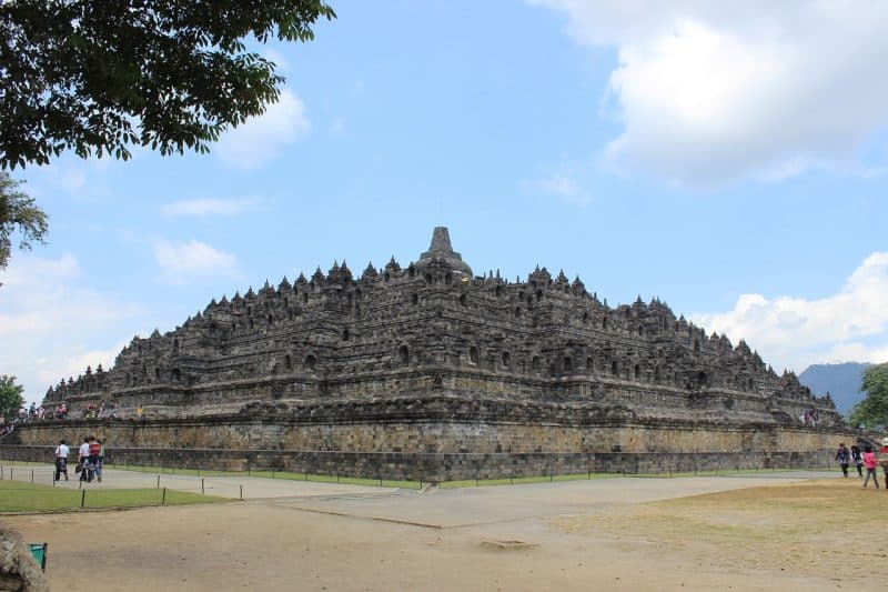My favorite temples during DIY borobudur and prambanan tour.