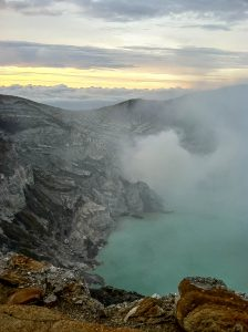 Going on kawah ijen tour is one of my favourite thing to do