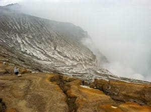 Going on Ijen tour is one of the best things to do