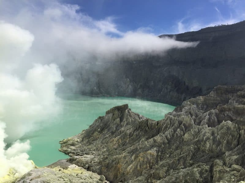 An Ijen tour is the best for hikers