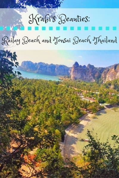 Railay Beach and Tonsai Beach, Thailand