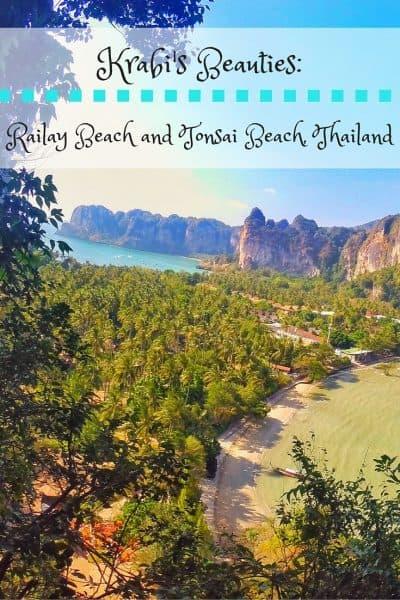 Railay Beach and Tonsai Beach, Thailand