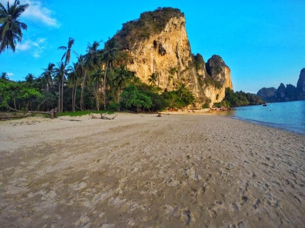 Railay Beach and Tonsai Beach