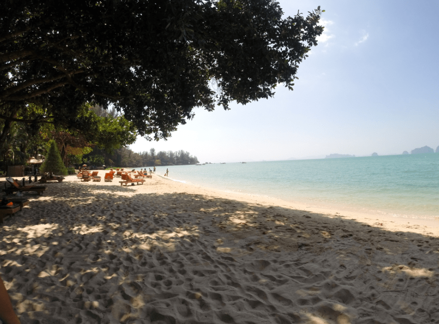 tup keak beach krabi - guide to krabi town