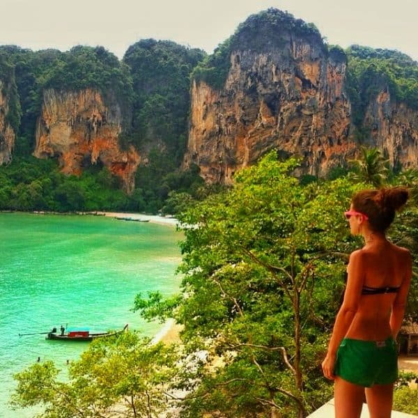 Railay Beach And Tonsai Viewpoint