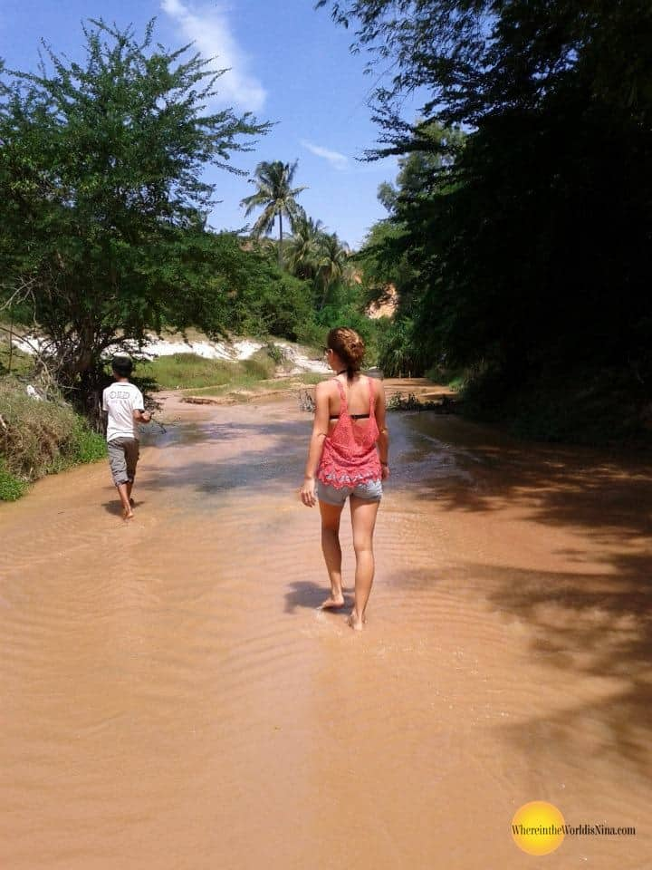 fairy stream mui ne vietnam 2 - Bizarre places in Southeast Asia