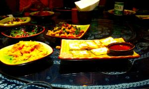 layover in shanghai, china food 2