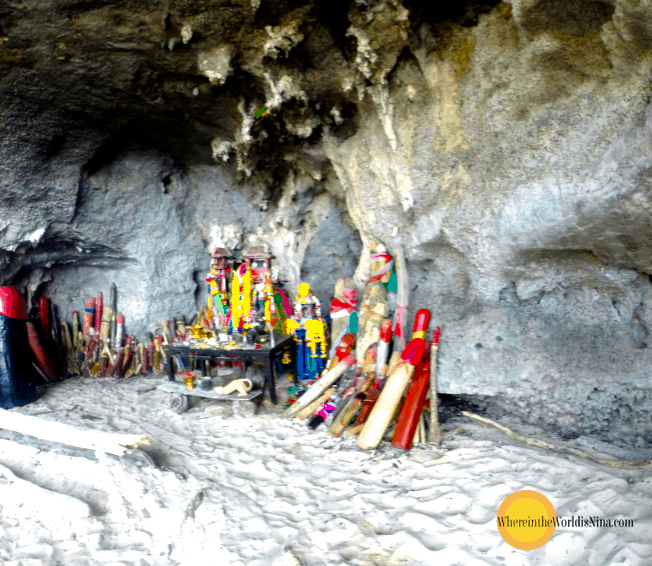 phranang-cave-beach-penis-cave - Bizarre places in Southeast Asia