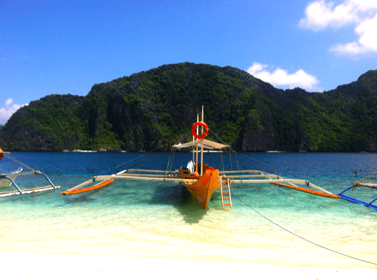 el nido palawan philippines two-week itinerary for the Philippines