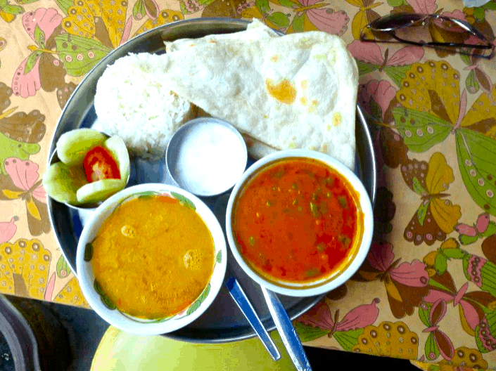 indian food in bangkok