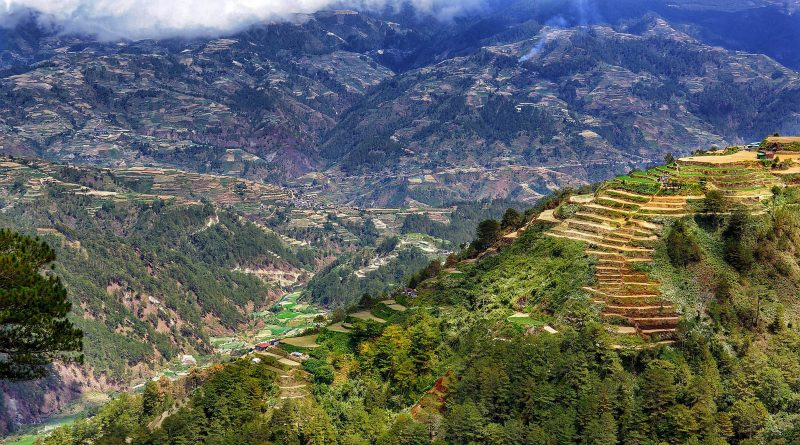With 2 weeks in the Philippines you should go see these rice terraces in north Luzon.
