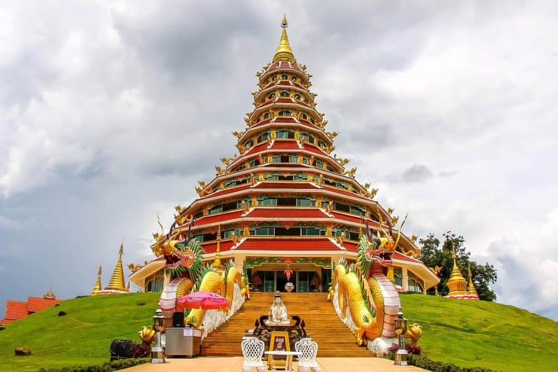 Huay Pla Kung is one of the best thing to do in chiang rai