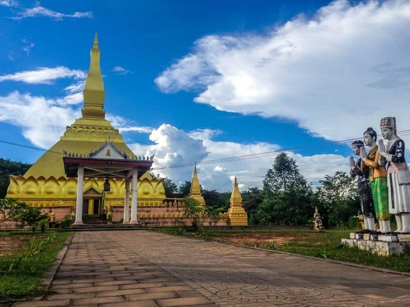 The Chedi on the Hill is a Luang Namtha highlight