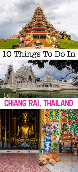 the best things to do in Chiang rai