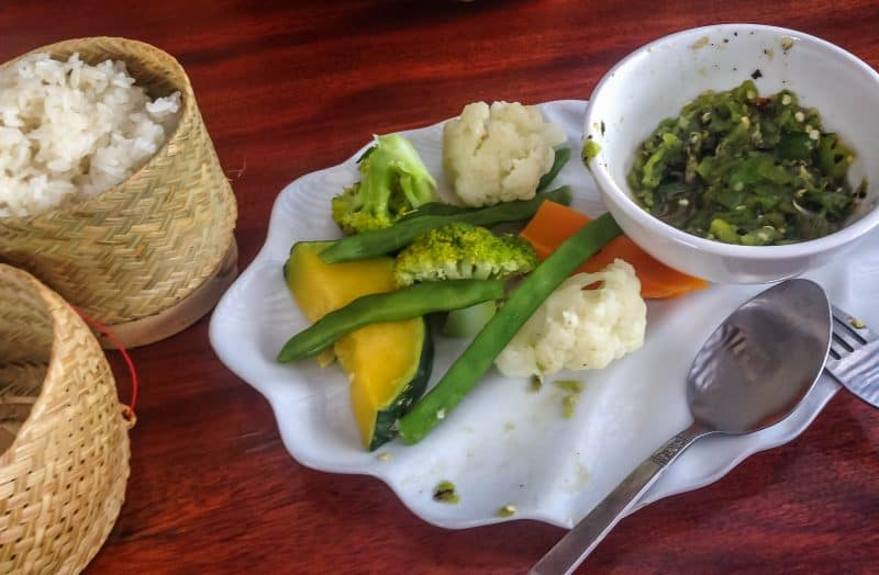 Jeaw is a must try while visiting Luang Namtha!