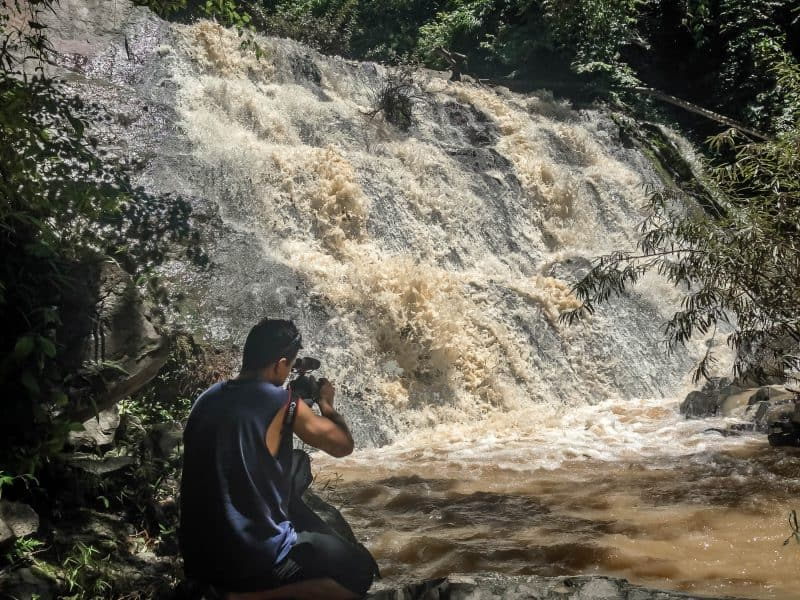 Nam Dee Waterfallshould be on your list of things to see in Luang Namtha