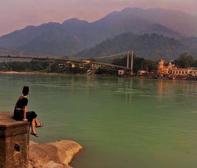 rishikesh ganges river 5 reasons why i didn't like india