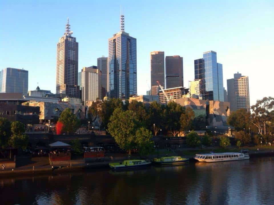 Are you moving to Melbourne.