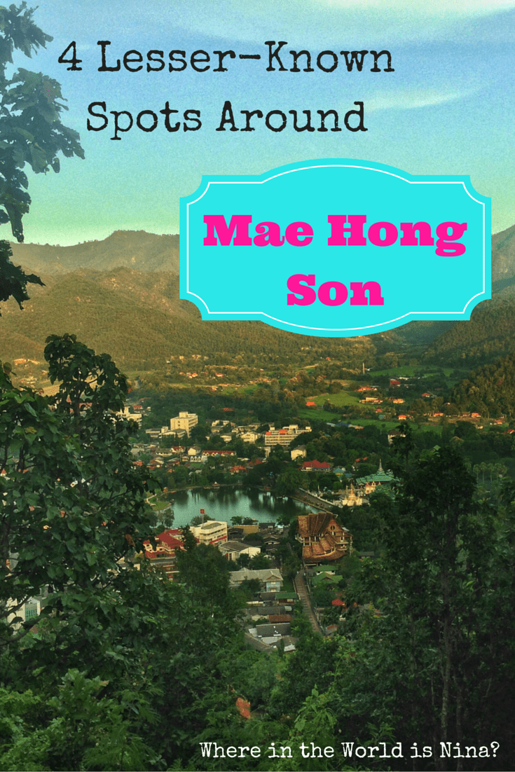 places to go mae hong son
