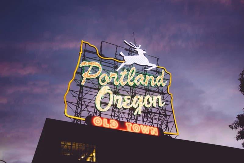 Pine Street Market in the heart of Portland