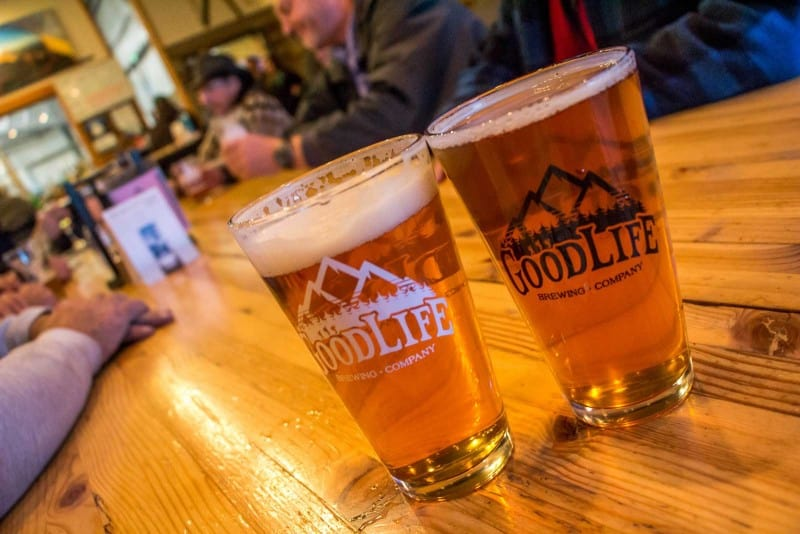 check out the bend oregon beer scene