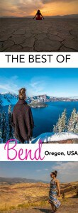 what to do while in bend oregon