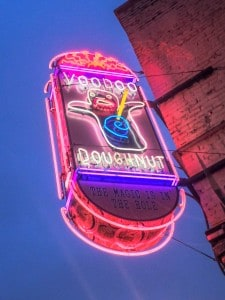 go to voodoo donuts while in oregon