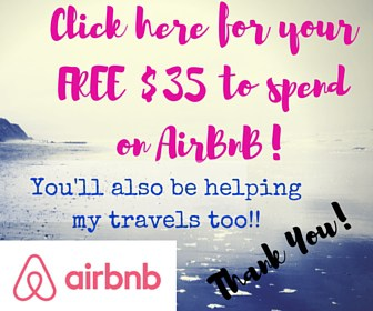 FREE $35 for AirBnB
