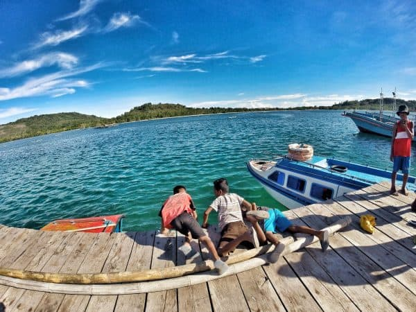 Things to do Around Sulawesi and Maluku saparua visit Ambon and Saparua
