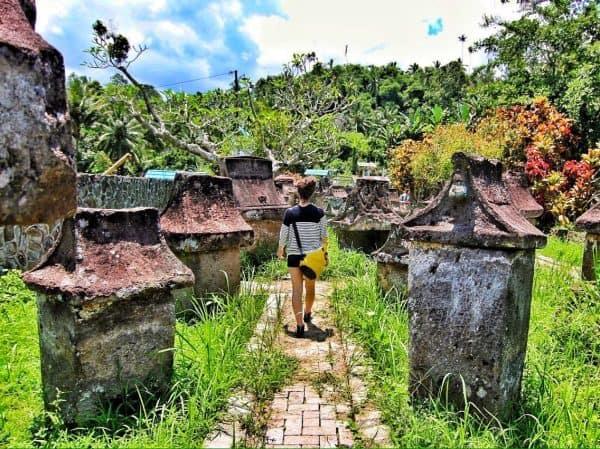 Things to do Around Sulawesi and Maluku waruga