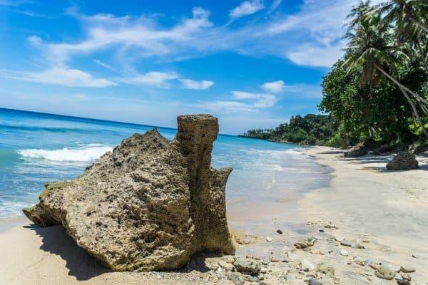 Sumur Tiga beach Aceh Indonesia