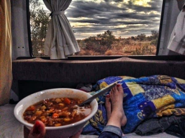 campervan relocation australia