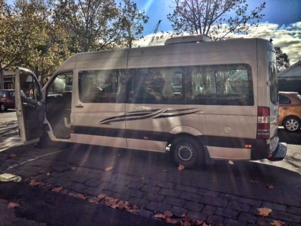 Cheapest campervan relocation in Australia.