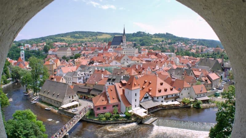 Český Krumlov, Czech Republic has a rich and successful history.
