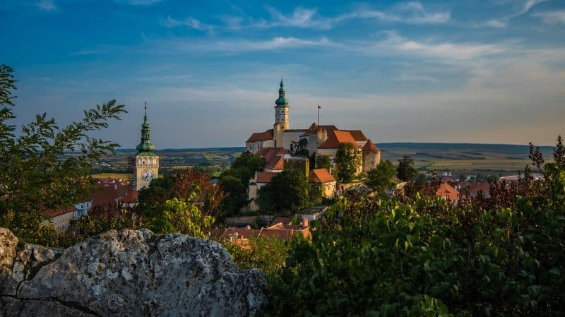 Mikulov is one of the best Czech Republic places to visit.