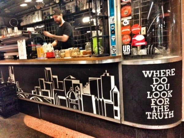cup of thruth melbourne