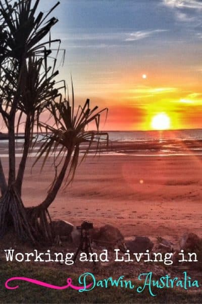 Working and Living in darwin